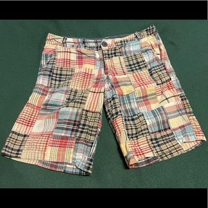 Mossimo Supply Co. Bermuda Lowest Rise Shorts